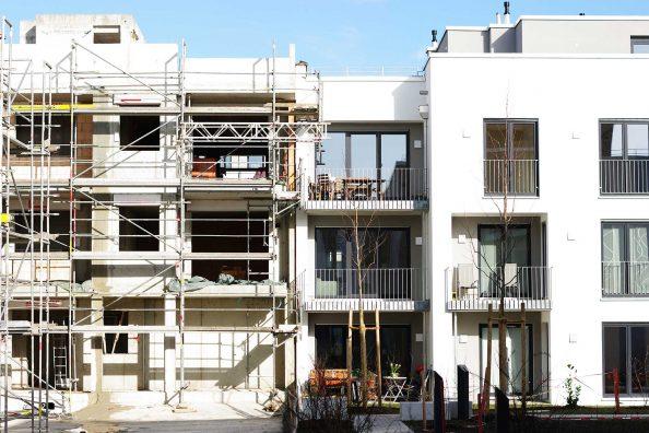 Baurecht für Baugruppen